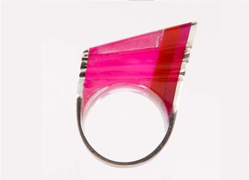 gioielli in Plexiglass