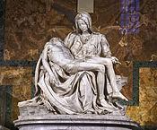 175px-Michelangelo's_Pietà,_St_Peter's_Basilica_(1498–99)